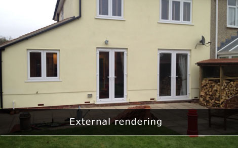 Rendering Southampton, Winchester, Eastleigh, Hedge End, Lyndhurst and local areas