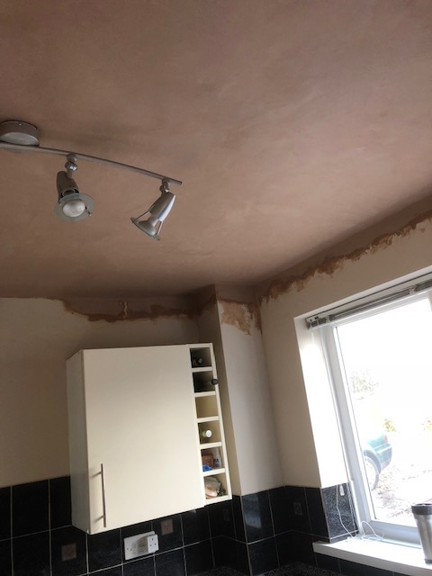 Plastering Services in Tides Way, Marchwood