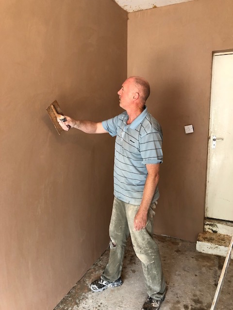 Plastering Services in Lordswood, Southampton